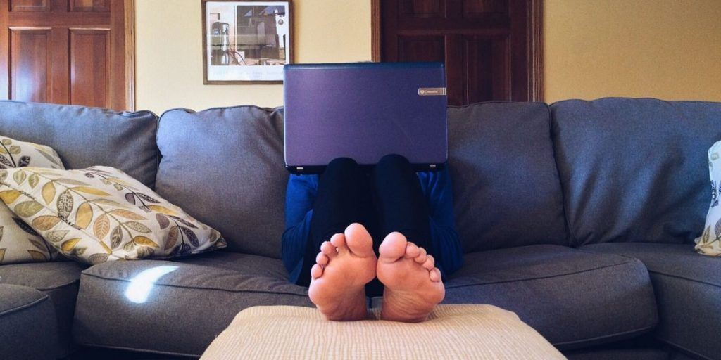 online therapists work from home