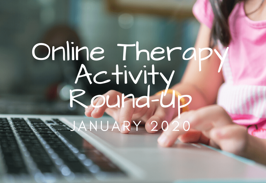 online speech therapy games