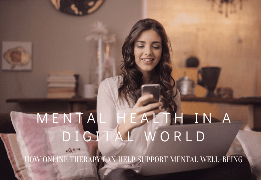mental health online therapy