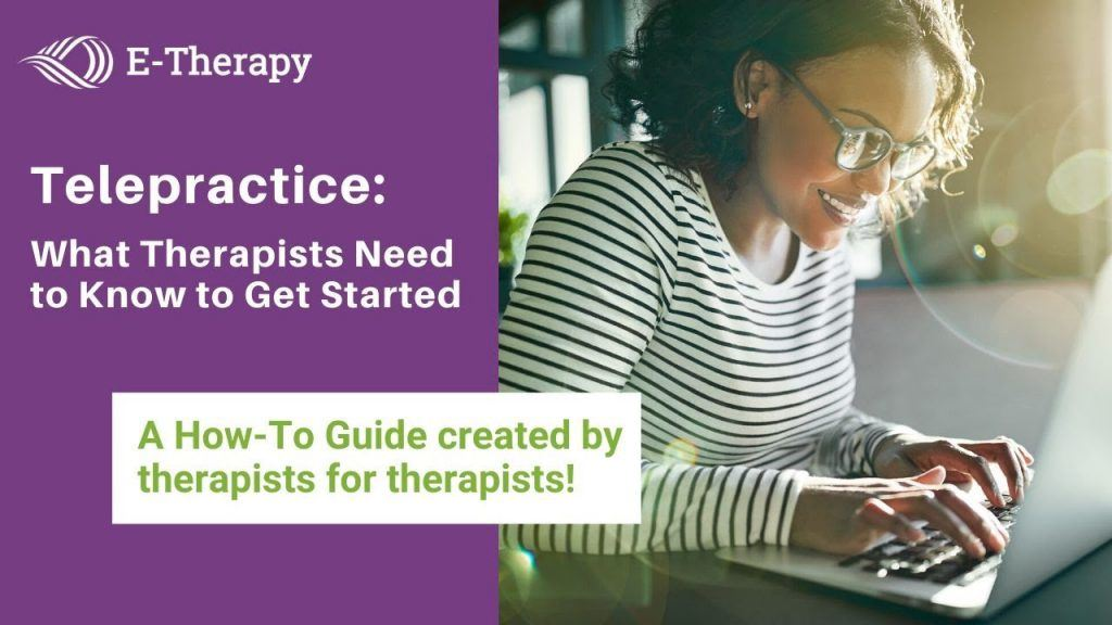 What Therapists Need to Know to Get Started
